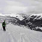 The Ski Club... Guiding into the Canadian Rockies by Ryan Davison Crisp