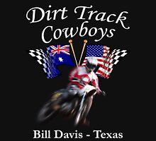 Dirt Track Cowboys Option 1 Unisex T-Shirt