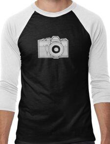 Snappy Dresser Men's Baseball ¾ T-Shirt