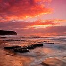 Turimetta sunrise by sharath