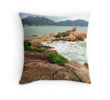 Hon Chong, Nha Trang Throw Pillow