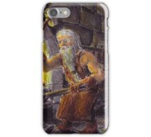 Thorin in Blue Mountains iPhone Case/Skin