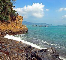 Nha Trang Island by Stevii