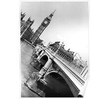 Westminster Bridge - London Poster
