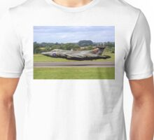 Buccaneer S.2B XV867 208 Sqn, lowdown at Fairford Unisex T-Shirt