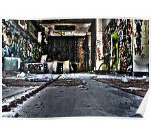 Graffiti Room Poster