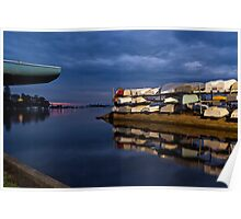 All about Boats  Belmont NSW Poster
