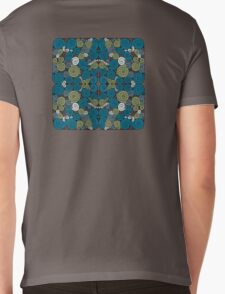 Spirals Quartet Mens V-Neck T-Shirt