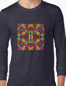Bubblegum Quartet Long Sleeve T-Shirt
