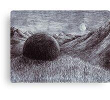 Stone of Erech Canvas Print