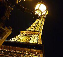 Eiffel, Las Vegas by Amanda Mead