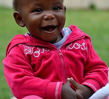 Giggling Baby Girl Crystabelle by MillK