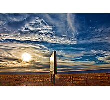 Navajo Reservation  Photographic Print