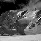 Mont Blanc by neil harrison
