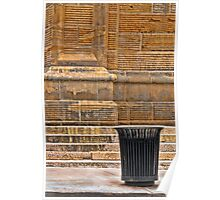 Container and Wall Poster