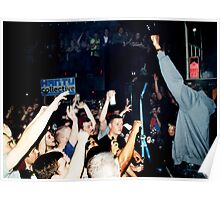 Power to the GZA Poster