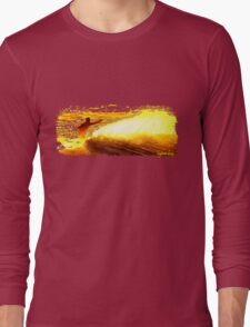 endless summer byron bay Long Sleeve T-Shirt