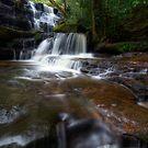 Lower Somersby Falls 1 by John Morton