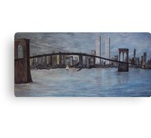 Never Forget 9-11 Canvas Print