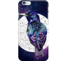 Geometric Starling iPhone Case/Skin