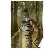 Tiger Warrior Poster