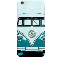 VW Van Graphic Artwork iPhone Case/Skin