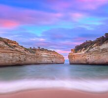 Loch Ard Gorge Panorama by Shannon Rogers