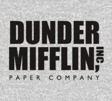 Dunder Mifflin Paper Company  Kids Clothes