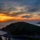Phuket Sunset by Gethin