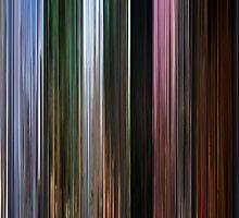 Moviebarcode: Up (2009) by moviebarcode