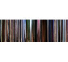 Moviebarcode: Up (2009) Photographic Print