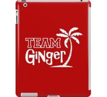 TEAM - Ginger iPad Case/Skin