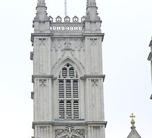 Fairytale - Westminster Abbey - the royal wedding day of Prince William & Kate  by Penny V-P