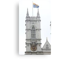Fairytale - Westminster Abbey - the royal wedding day of Prince William & Kate  Metal Print