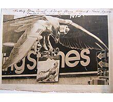STONES '73 WORLD TOUR Photographic Print