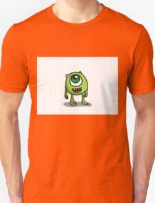 Mike Wazowski - Monsters inc sketch Unisex T-Shirt