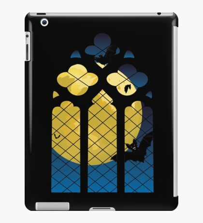 Gothic Window and Moon iPad Case/Skin
