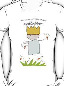 King of Carrot Flowers by Neutral Milk Hotel T-Shirt