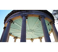 City Park Rotunda Photographic Print