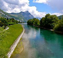River Linth by mamba