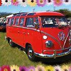 VW Bus by Steve Hunter