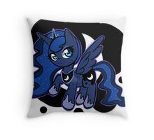 Pony Pins: Luna Throw Pillow
