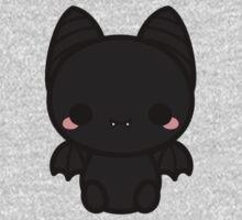 Cute spooky bat One Piece - Long Sleeve