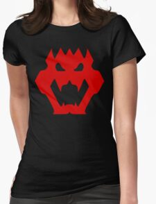 Great Demon Womens Fitted T-Shirt