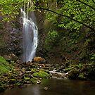 Pesegh Waterfall by jimmylu