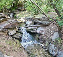 The smallest waterfalls by MONIGABI