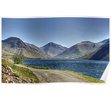 Wastwater In May Poster