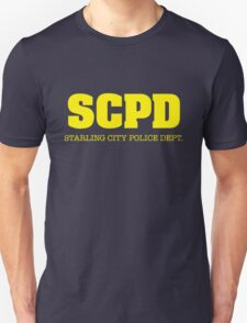 SCPD – Starling City Police Department, Arrow T-Shirt