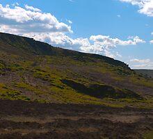 Ilkley Moor Panoramic by Glen Allen