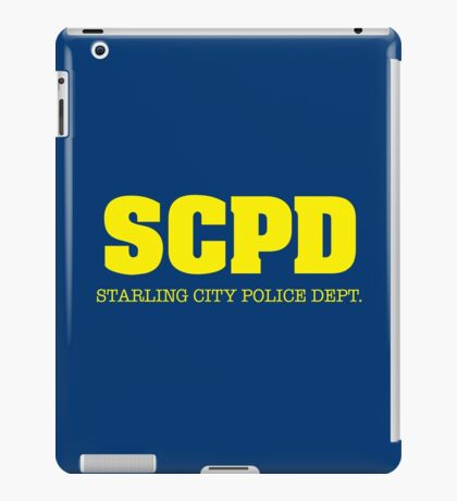 SCPD – Starling City Police Department, Arrow iPad Case/Skin